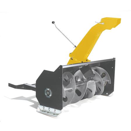Снегоотбрасыватель роторный, 1-ступенчатый,  Park 2+4WD 90 см | 13-0974-11