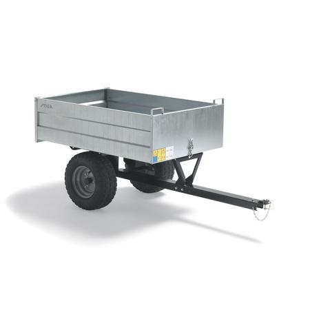 Оцинкованная тележка Pro Cart   13-3906-11