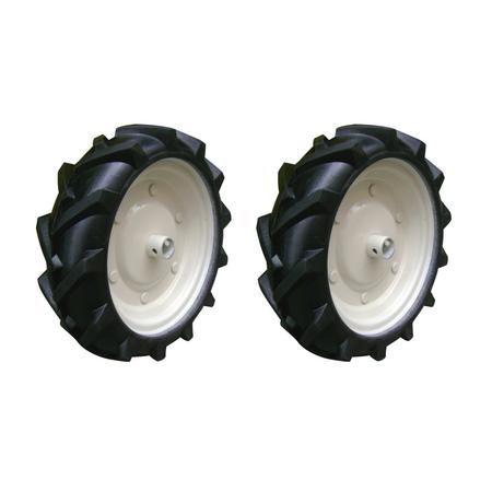 Комплект транспортных колес 16″ для культиватора SRC 685 RG Stiga