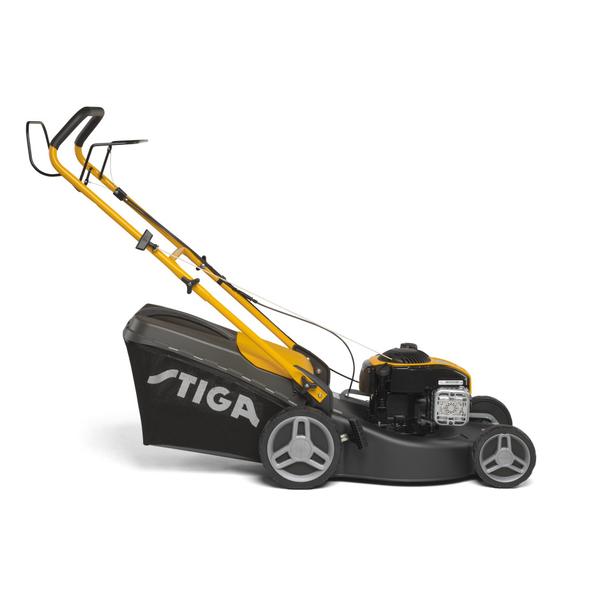 Бензиновая газонокосилка Stiga Combi 48 S B самоходная | 295486028/S14