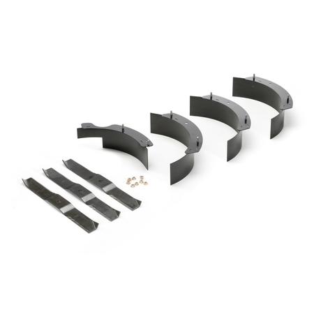 Комплект для мульчирования (включая ножи) к райдеру с нулевым радиусом разворота ZT 5132 T   2A0130060/S17