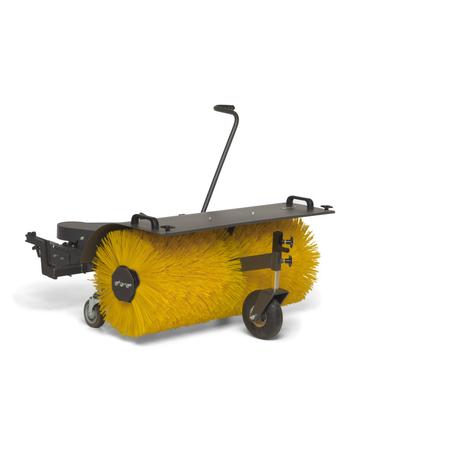Подметальная щетка к райдерам с травосборником (серия MPV)   2A1120404/S17